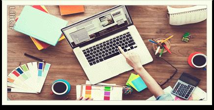 طراحی وبسایت تکصفحهای داینامیک