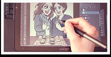 نقاشی دیجیتالی (digital painting) چیست؟