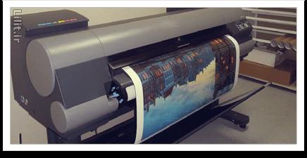 تفاوت بین چاپ بنر و چاپ پلات