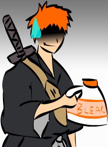 Images délirantes. - Page 2 Bleach_by_gggg1233