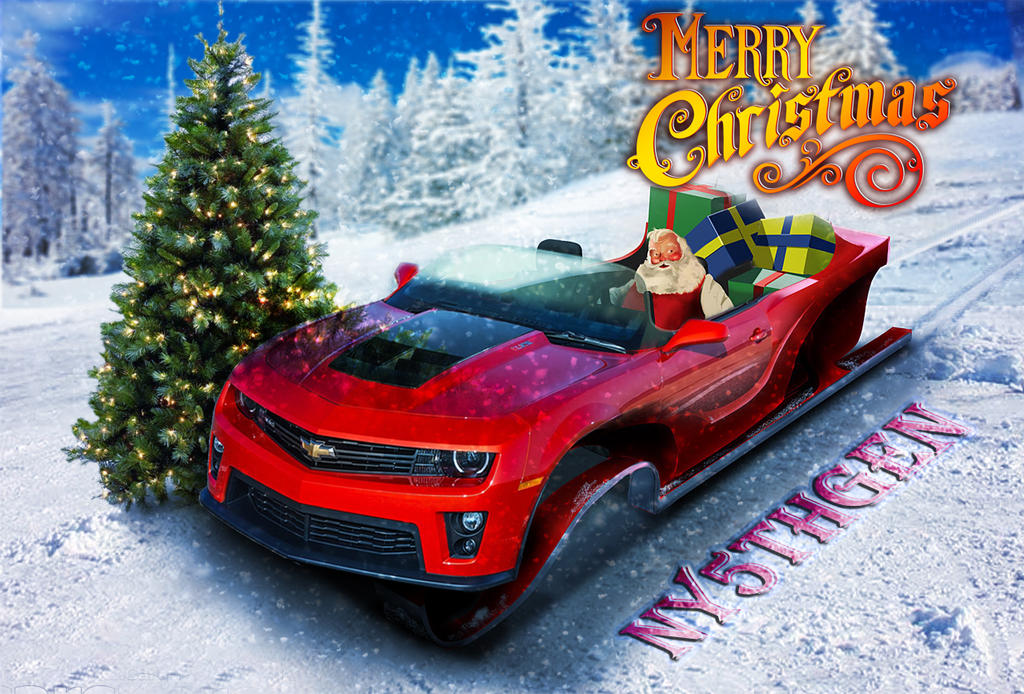 The Christmas Lights Thread Chevrolet Corvette Stingray