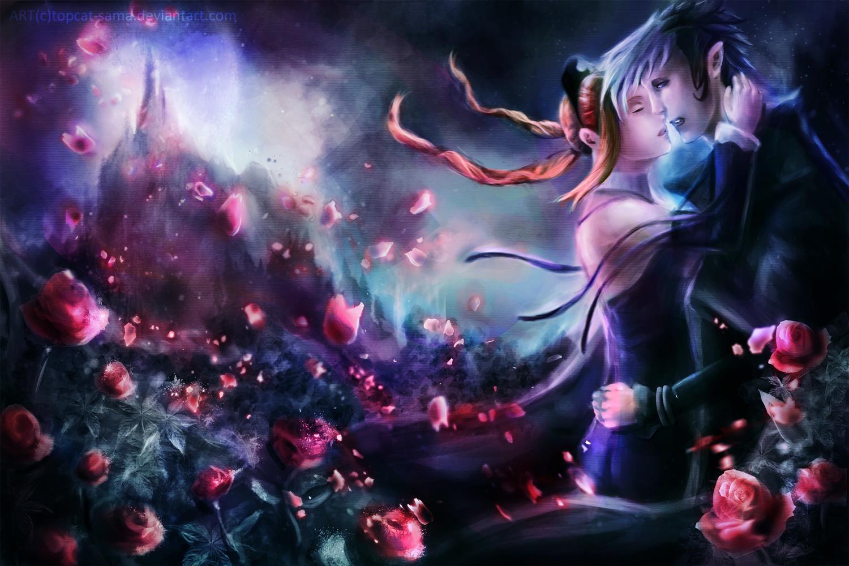 KroryxEliade by topcat-sama