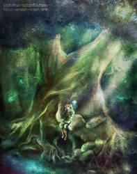 LoZ-Forest Spirt