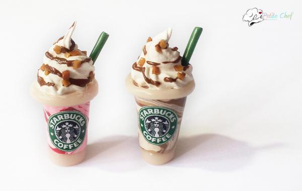 Starbuck frappuccino by kuroso