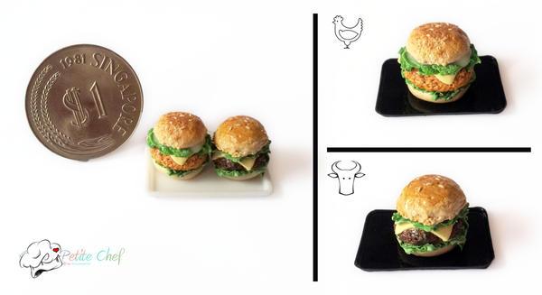 Burger 2 by kuroso