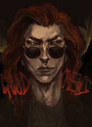 Good Omens - Crowley