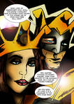 Superman: The Toyman Crowns Lois Lane by MuseCirque