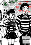 Vicki Vale- Mime Moll 1 by MuseCirque