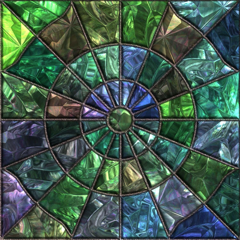 Crystal Window by Ganymede105