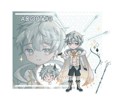 [OPEN ADOPT] AUCTION ADOPT #3 by banapye