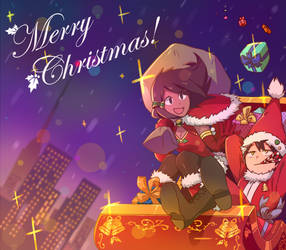 Merry Christmas! by xXArtistic14Xx