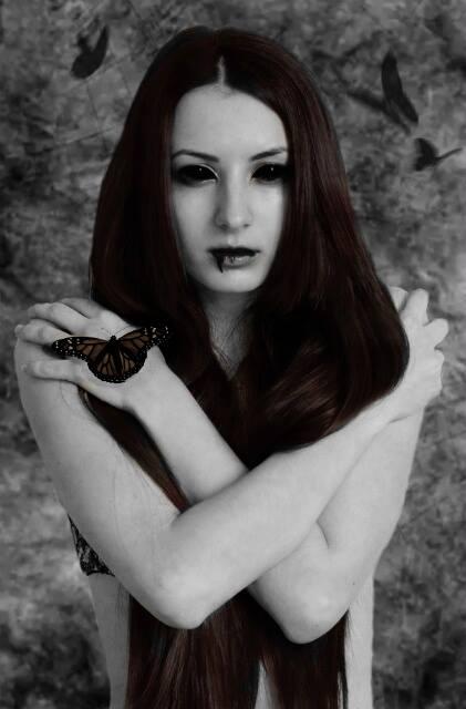 Monarch Maiden by Darque-Artifex