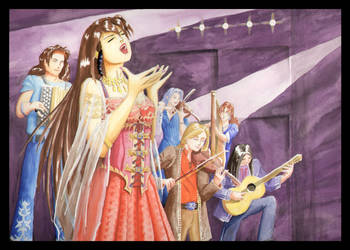 Kaisha Hasib sings by Akaszik