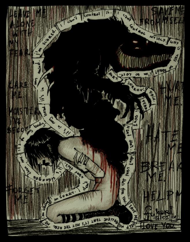 monster inside