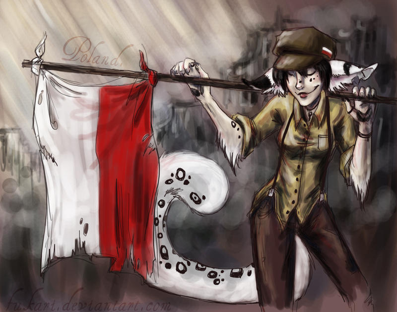 + Poland + by Fukari
