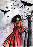 Atumn. Crows.