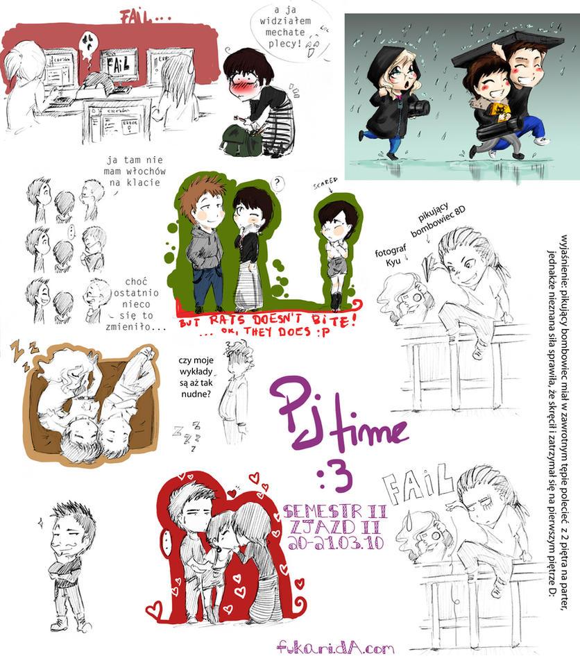 PJ time by Fukari