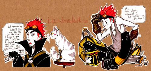+evil boy genius+ by Fukari