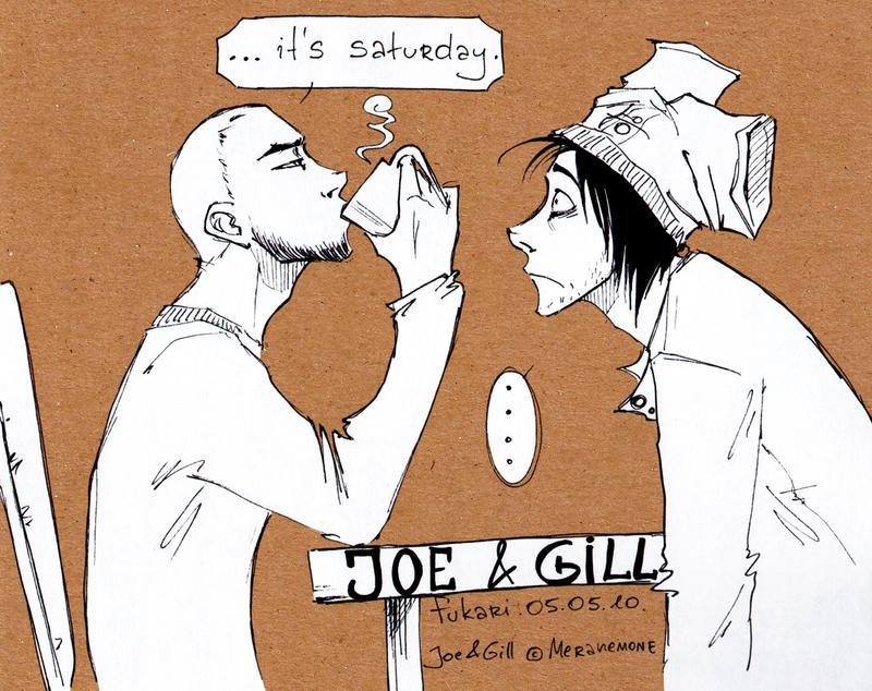 Joe and Gill by Fukari