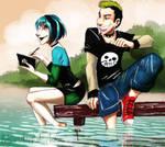 TDI - Gwen and Duncan by Fukari