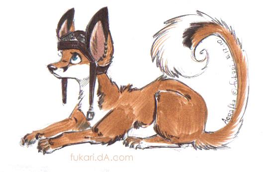 Agrafka. by Fukari