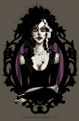 +Bellatrix Lestrange+ by Fukari