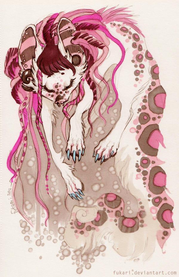 jellyfish by Fukari