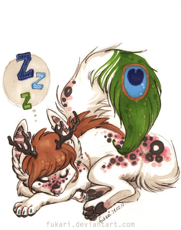 zzz by Fukari