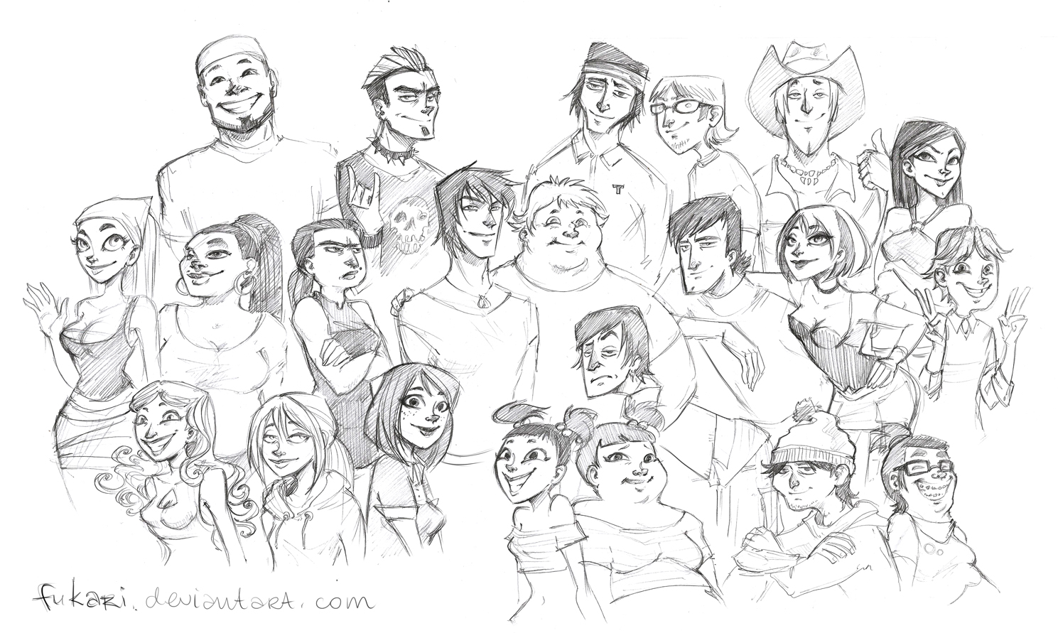 Wip Total Drama Island By Fukari On Deviantart
