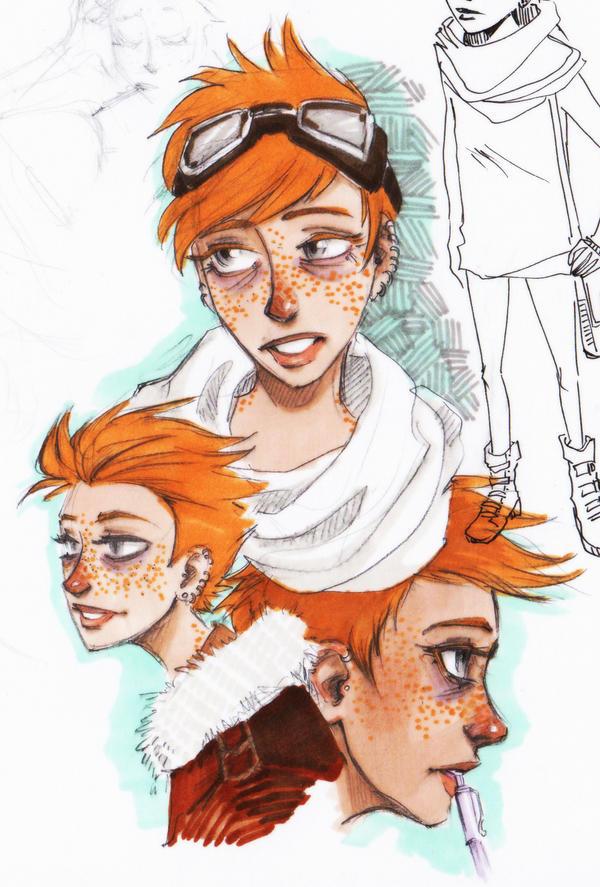 ginger by Fukari