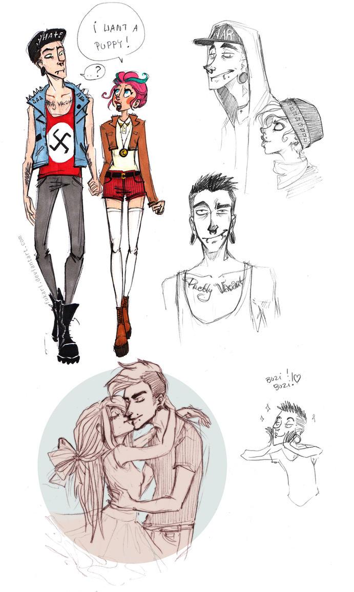 deviantart character sketches - photo #23