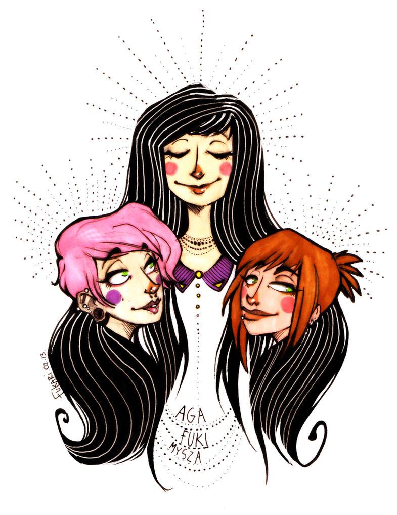 trio by Fukari
