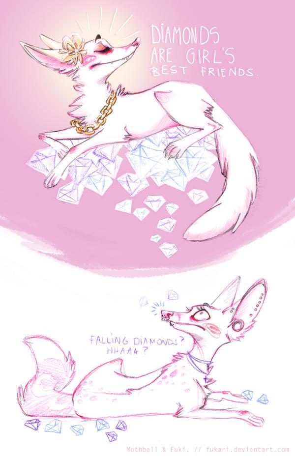 AT - diamonds by Fukari