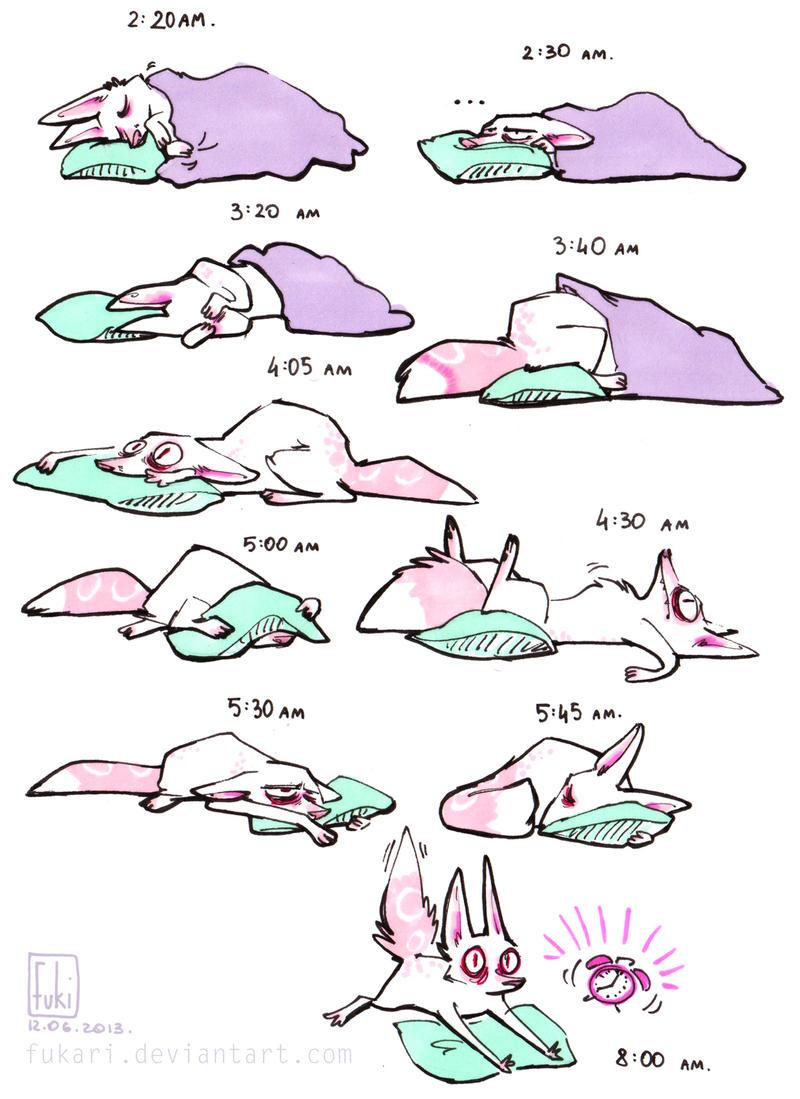 insomnia by Fukari