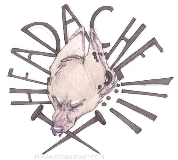 headache by Fukari
