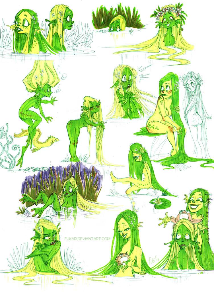 wodnice by Fukari