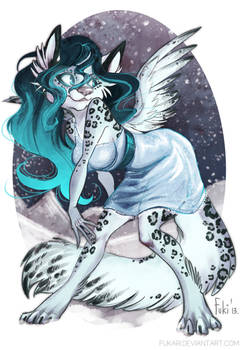 commission - where the snow glows