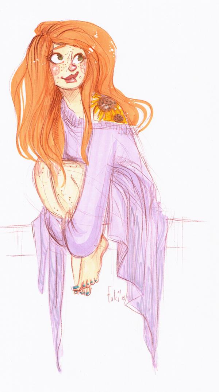 lavender by Fukari