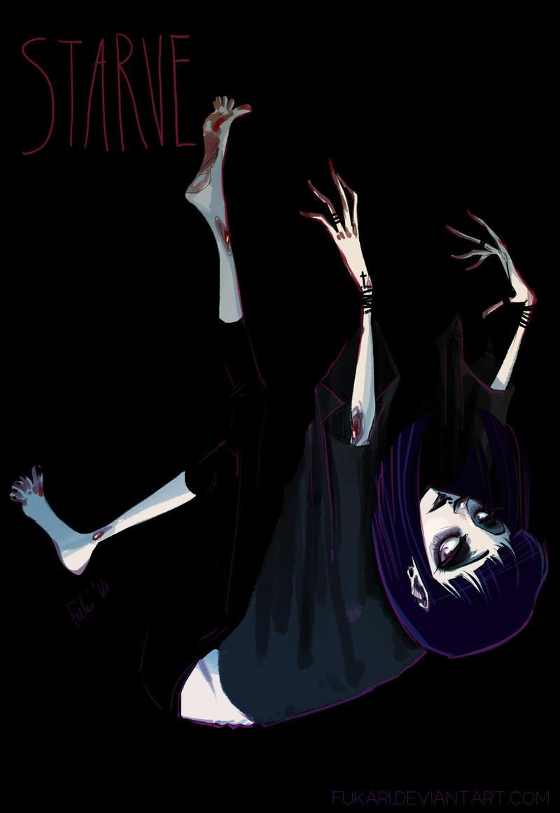 starve by Fukari