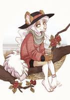 commission - Annie by Fukari