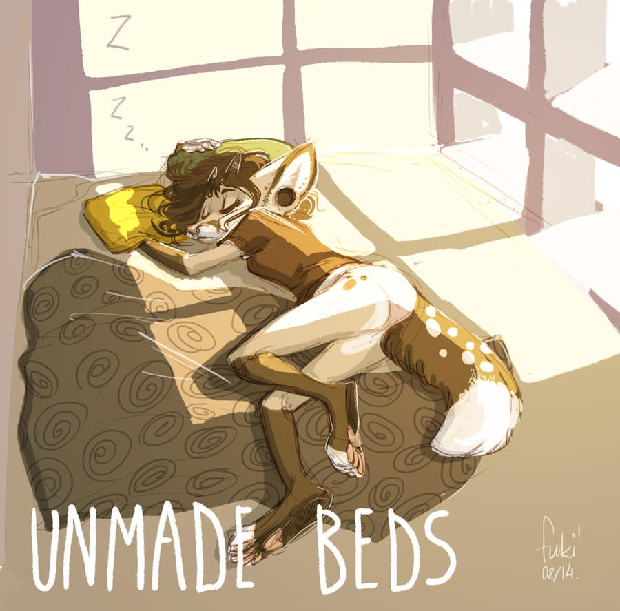 unmade by Fukari