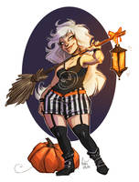 AT - everyday is halloween for me by Fukari