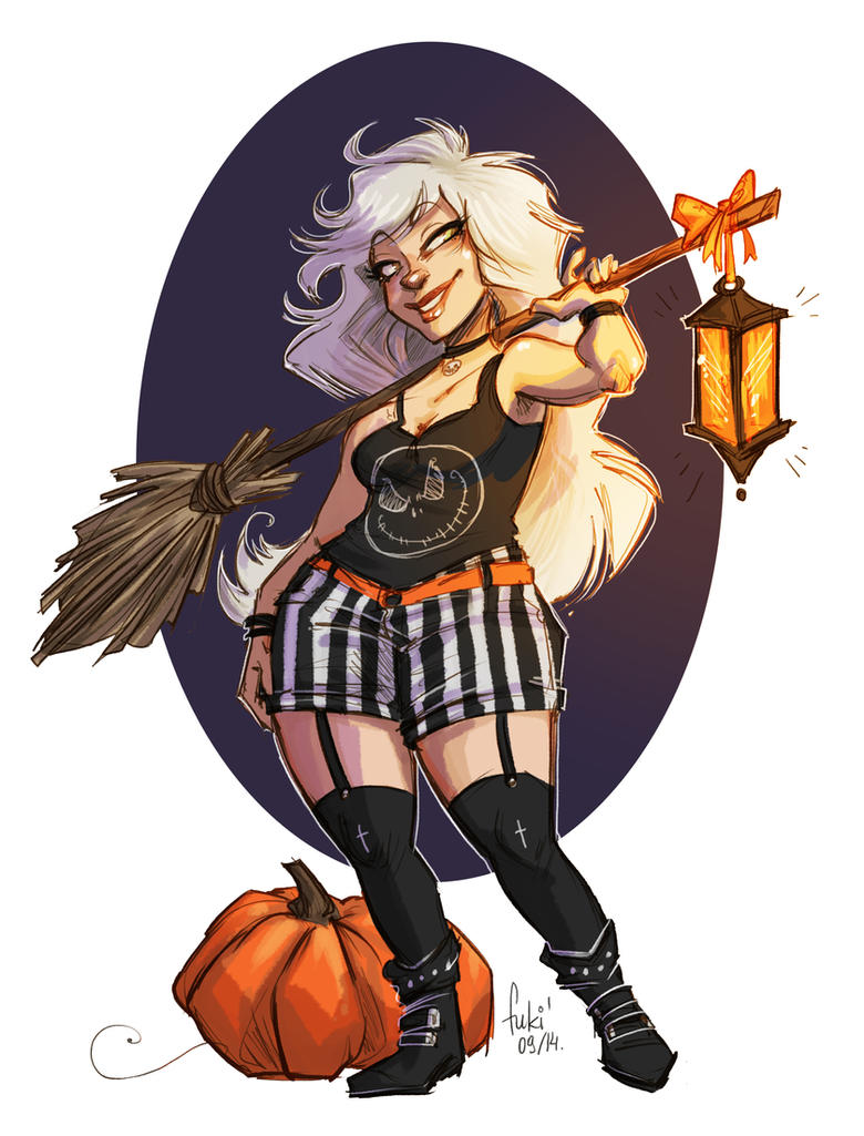 AT - everyday is halloween for me by Fukari on DeviantArt