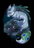 pawie piorka by Fukari