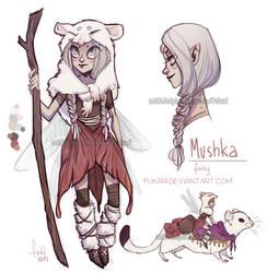 one day auction - Mushka - CLOSED by Fukari
