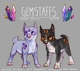 Gemstaffs by Fukari