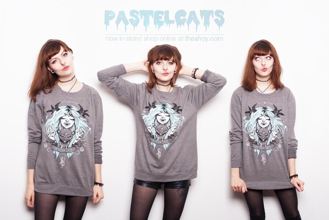 .: pastelcats :. by Fukari