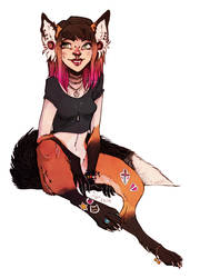 foxy by Fukari