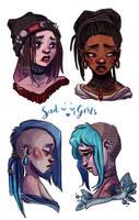 Sad Girls Club by Fukari