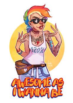 awesome Dashie